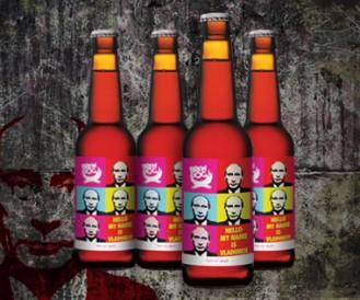 Hello, my name is Vladimir beer