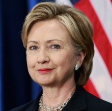 Hillary Clinton supports LGBT rights