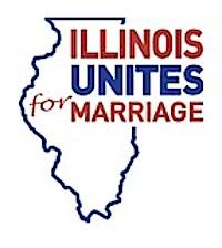 Illinois Unites for Marriage logo
