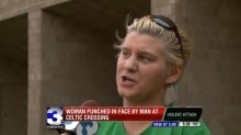 Lesbian assaulted by man at Celtic Cross bar in Memphis