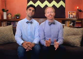 Jessie Tyler Ferguson and fiance announce new Tie the Knot organization