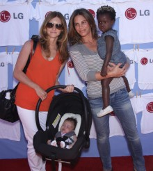 Jillian Michaels and Heidi Rhoades attend charity event benefiting Christina Applegate foundation