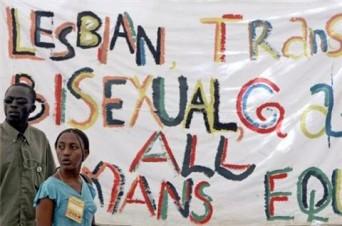 Kenya LGBT activists