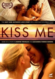 Kiss Me DVD cover