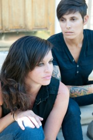 Missy and Kristin Koefod