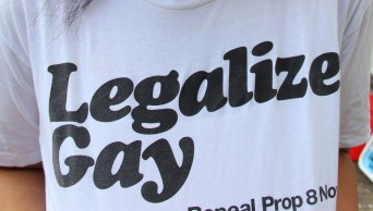 Legalize Gay shirt
