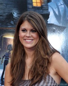 "Lindsey Shaw of ""Pretty Little Liars"""