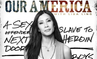 Lisa Ling Our America publicity photo