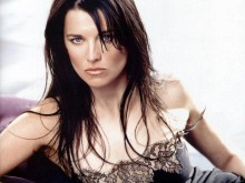 Lucy Lawless announces plan to join effort to protect High Arctic