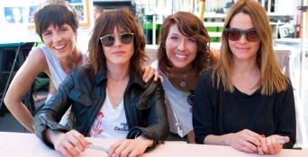 The L Word reunion at The Dinah