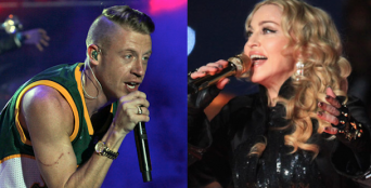 Macklemore and Madonna