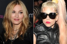 Lady Gaga continues feud with Madonna