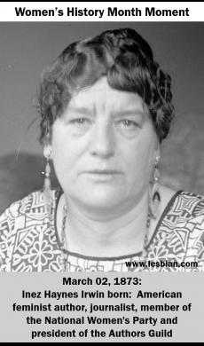 Inez Haynes Irwin