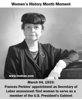 Frances Perkins