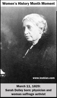 Sarah Dolley