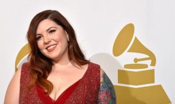 Mary Lambert at Grammys