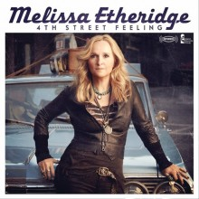 Melissa Etheridge 4th Street Feeling album cover