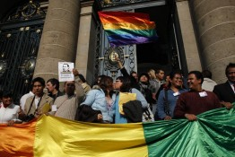 LGBT activists in Mexico