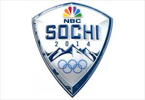 NBC logo for the Sochi Olympics