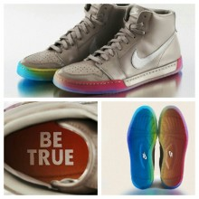 Nike introduces 'Be True' campaign to support the LGBT community