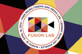 Outfest Fusion Lab 2014 logo