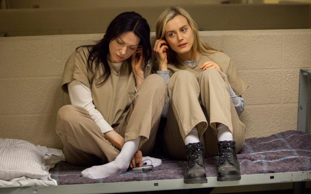 Scene from Orange is the New Black