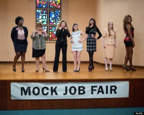 OITNB job fair