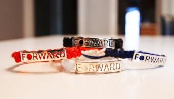 Obama Forward bracelet