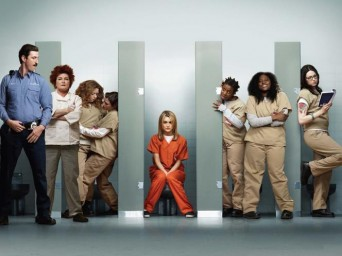 Orange is the new Black cast promo photo