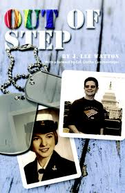 Out of Step is a story of heartbreak and humor by a former WAVE