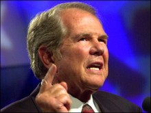 "Pat Robertson says Democrats have ""death wish"" in backing marriage equality"
