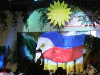Phillipine flag