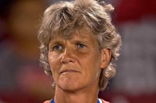 Pia Sundhage is one of the out athletes who will be at the 2012 Olympics