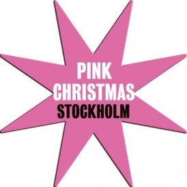 Pink Christmas Week logo