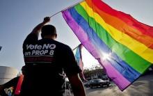 Same-sex marriage advocates