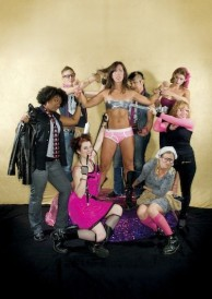 Cast of the Lesbian Love Octagon