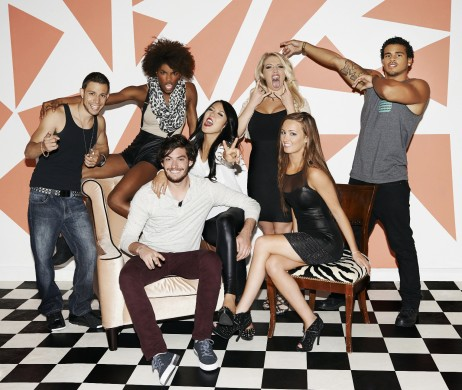Real World Ex-plosion cast