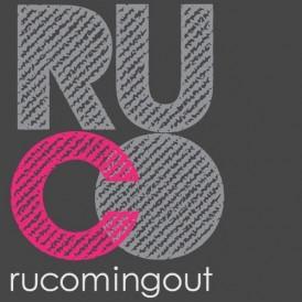 RUComingOut.com logo