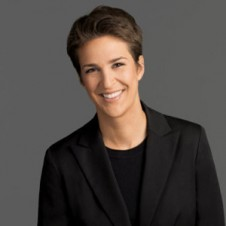 Rachel Maddow discusses her struggles with depression