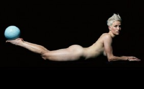 Megan Rapinoe ESPN Body Issue