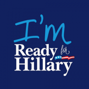 Ready for Hillary logo