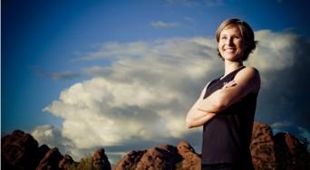 Fitness expert Richelle Melde