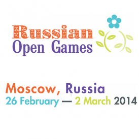 Russian Open Games logo
