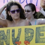 Public nudity rally in San Francisco