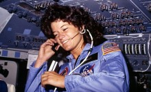 Astronaut Sally Ride revealed as lesbian after death