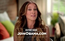 Sarah Jessica Parker endorses Obama