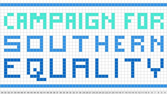 Logo for the Campaign for Southern Equality