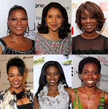 Cast of Lifetime's Steel Magnolia's remake