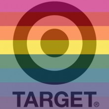 Target's views on LGBT community evolving