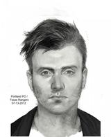 Police release updated suspect sketch for lesbian teen shooting